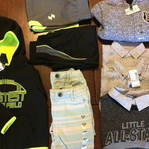 Other - • 8 pc. NWT Children's Place clothing bundle •